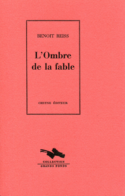 Couverture L'Ombre de la fable