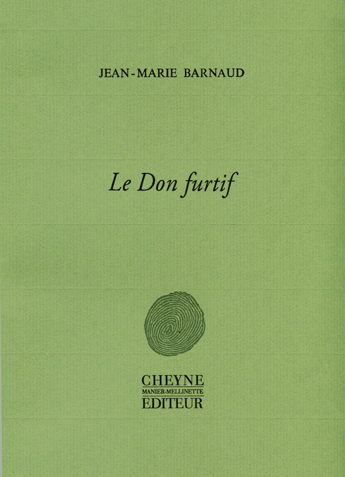 Couverture Le Don furtif